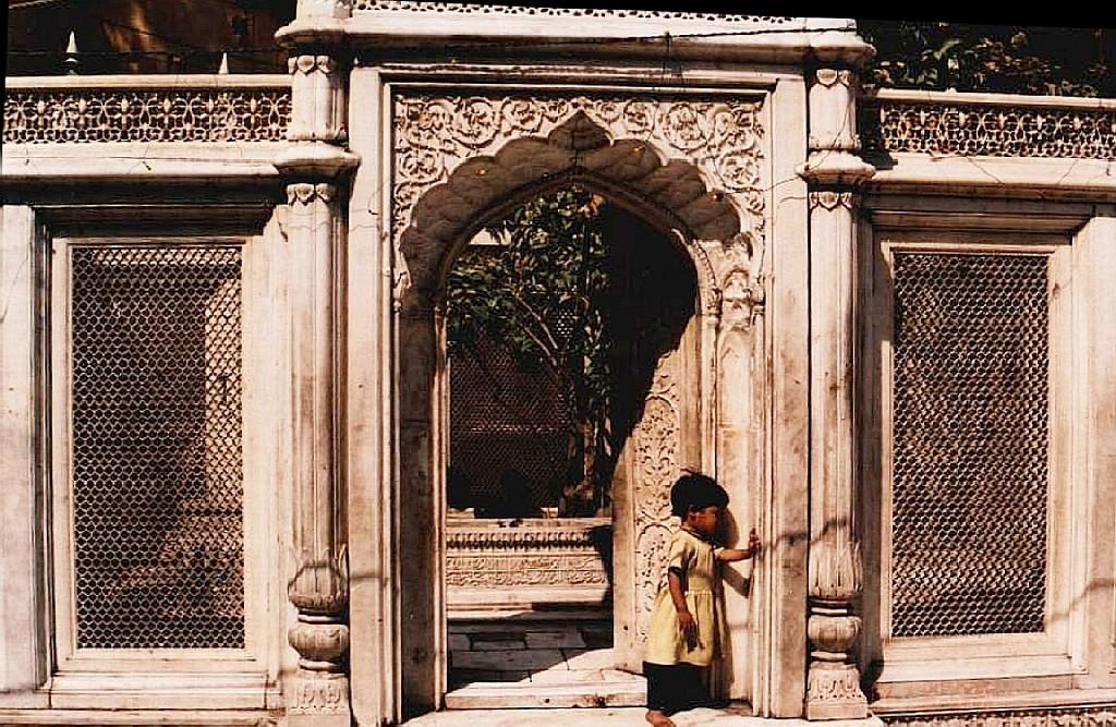 Zdjęcia: Delhi, Delhi, Sanktuarium Nizamudina, INDIE