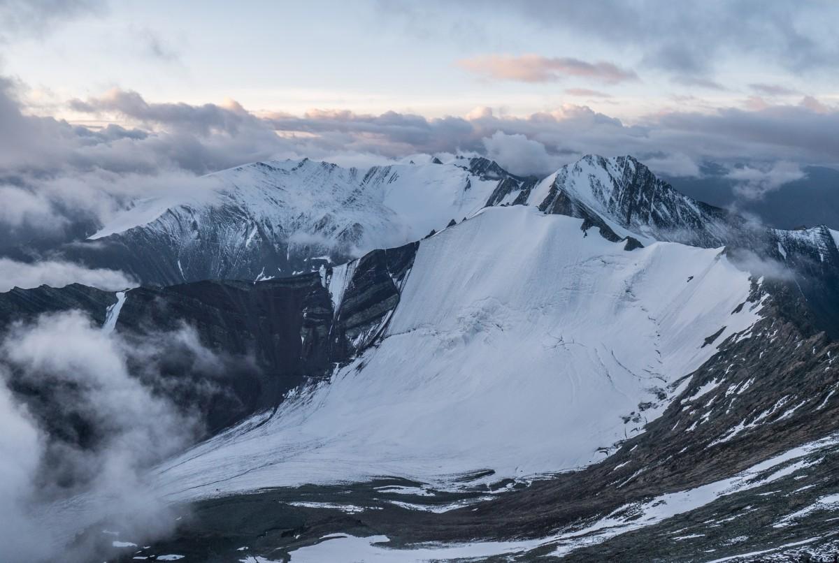 Zdjęcia: Stok Kangri, Ladakh, na sześciu tysiącach metrów, INDIE
