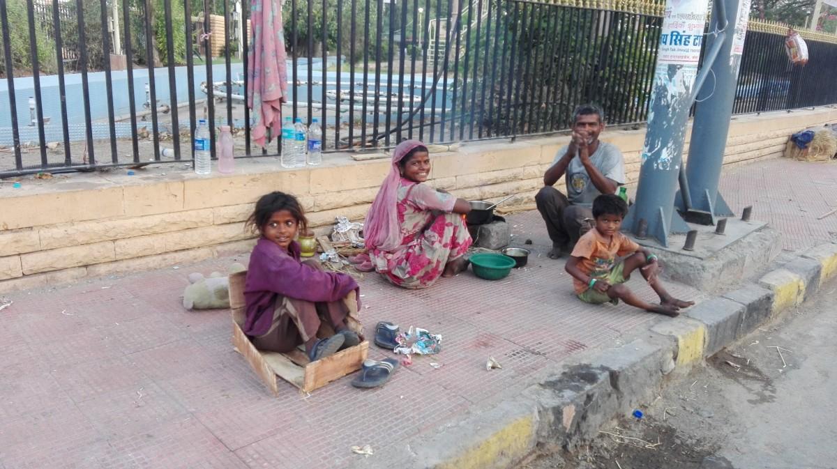Zdjęcia: Radżastan, Północno-zachodnie Indie, Życie na ulicy, INDIE