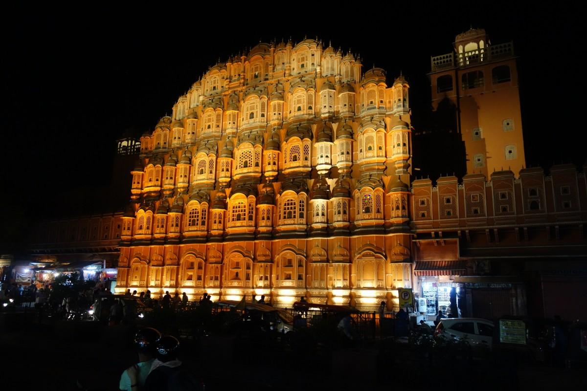 Zdjęcia: Jaipur, Radżastan, Pałac wiatrów, INDIE