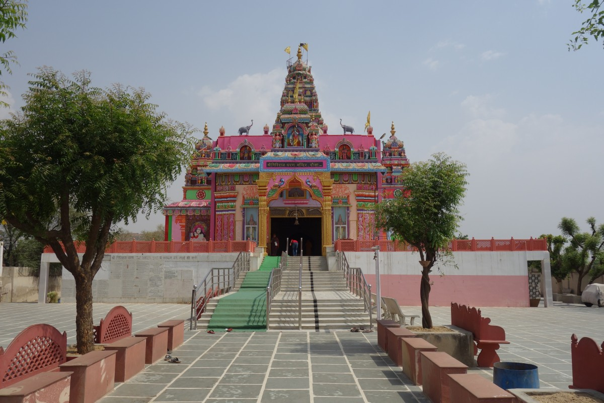 Zdjęcia: Jaipur-Agra, Radżastan, Świątynia, INDIE