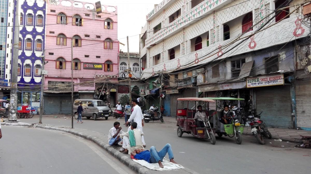 Zdjęcia: New Delhi, Radżastan, Codzienność, INDIE