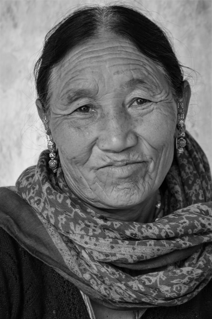 Zdjęcia: Tabo, Himachal Pradesh, inwentaryzacja..., INDIE