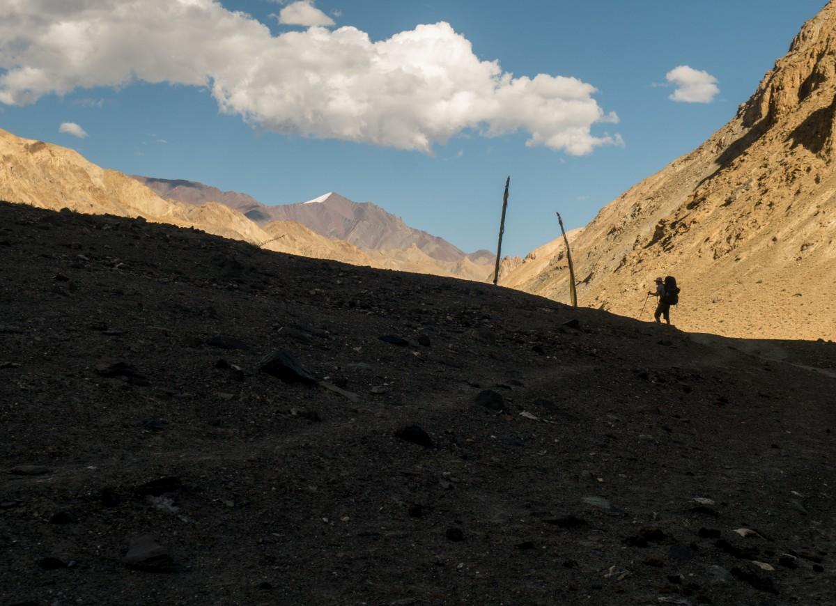 Zdjęcia: Markha Valley, Ladakh, już za chwilę, już za momencik - biwak, INDIE