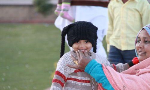 Zdjęcie INDIE / Rajasthan/Jaipur / Fort Amber / Aby ładnie było