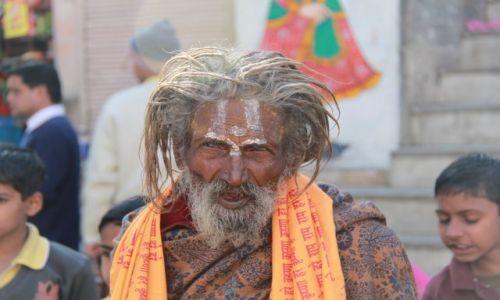 Zdjęcie INDIE / Rajasthan / Udaipur / Sadhu