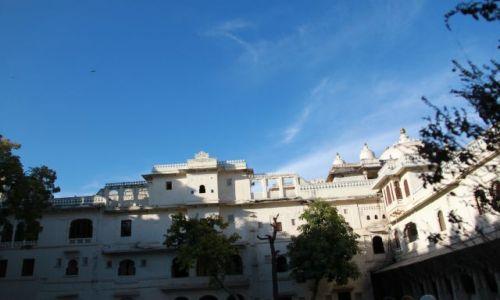 Zdjecie INDIE / Rajasthan / Udaipur / Pałac Miejski