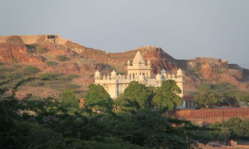 Zdjecie INDIE / Rajasthan / Jodhpur / Pałac Maharadzy