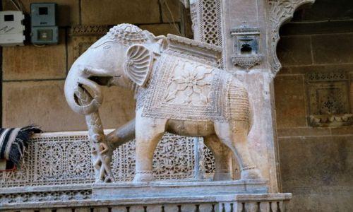 "Zdjecie INDIE / Radżastan / Jaisalmer / ""Ćaj, ćaj garam!"""