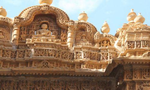 Zdjecie INDIE / Rajasthan / Jaisalmer / Havela