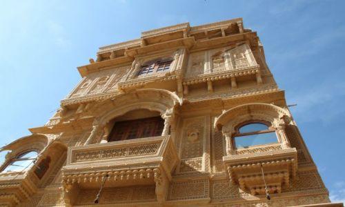 Zdjęcie INDIE / Rajasthan / Jaisalmer / Havela