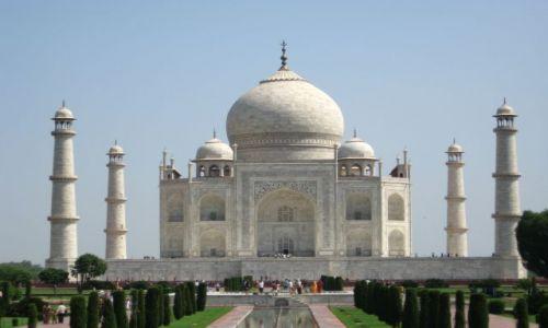 Zdjecie INDIE / - / Agra / Taj Mahal