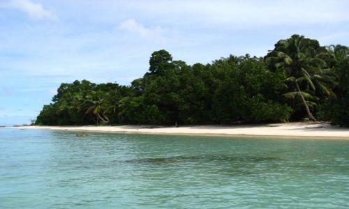 Zdjecie INDIE / Havelock / plaża nr.5 / Plaża nr.5,  wyspa Havelock, Andamany