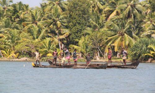 Zdjecie INDIE / Kerala / Kumarakom / na ryby cd.