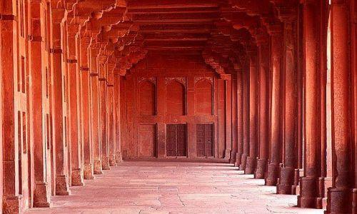 INDIE / Fathepur Sikri / mosjid / Fathepur Sikri