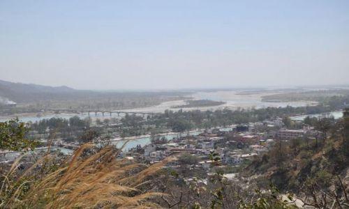 Zdjęcie INDIE / Haridwar / Haridwar / święta rzeka w Haridwarze