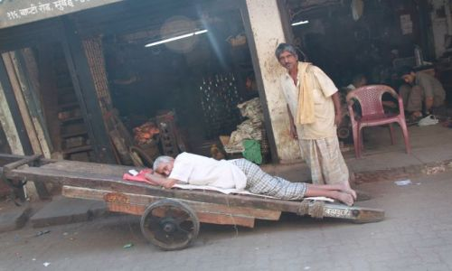 Zdjecie INDIE / Maharasztra / Bombaj / Bazar złodziei