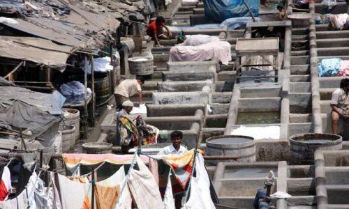 Zdjecie INDIE / - / Bombaj / Pralnia