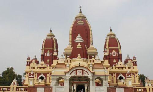 Zdjecie INDIE / New Delhi / Delhi / świątynia
