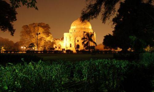 Zdjecie INDIE / New Delhi / New Delhi / Delhi - Lodhi Garden