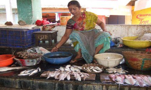Zdjecie INDIE / Goa / Canacona / Na miejskim targu