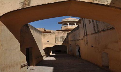 Zdjęcie INDIE / Rajastan / Jaipur / Amber Fort