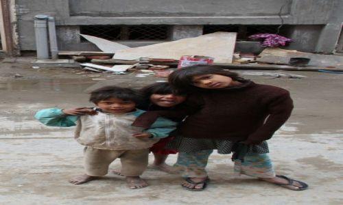 Zdjęcie INDIE / Delhi / Old Delhi / dzieciaki z ulicy