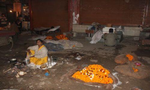 INDIE / Delhi / Old Delhi / życie ulicy