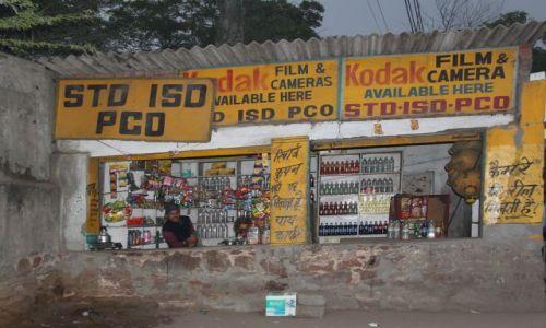 Zdjecie INDIE / Delhi / Old Delhi / sklepik