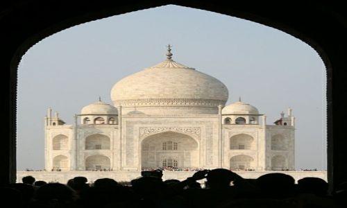 Zdjecie INDIE / Uttar Pradesh / Agra / taj