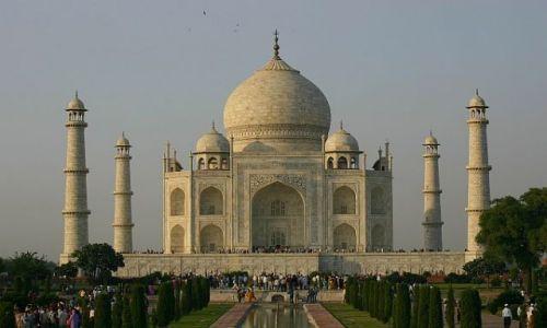 Zdjęcie INDIE / Uttar Pradesh / Agra / tadż