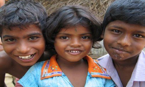 Zdjęcie INDIE / Tamilnadu / wioska rybacka / konkurs...