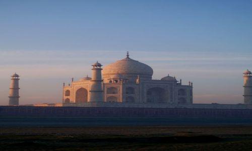 INDIE / Uttar Pradesh / Agra / Taj Mahal