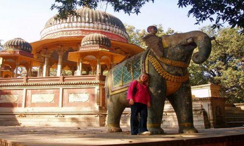 Zdj�cie INDIE / Rajasthan / Bundi / Bundi