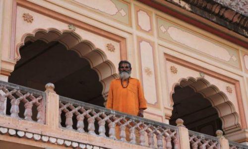 INDIE / Rajasthan / Jaipur / Ashram