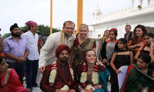 INDIE / Rajasthan / Jaipur / My i Pan i Pani Singh;-)