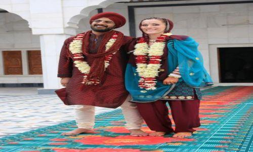 Zdjęcie INDIE / Rajasthan / Pushkar / Pan i Pani Singh