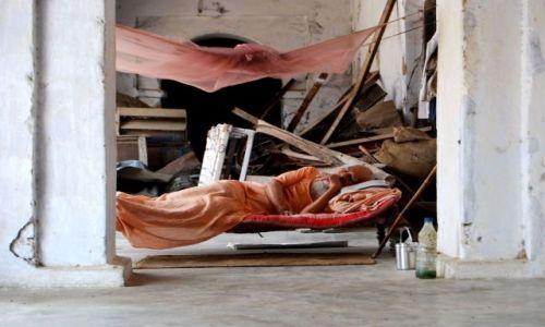 Zdjecie INDIE / Bodh Gaya / Indie / Zasłużony odpoc