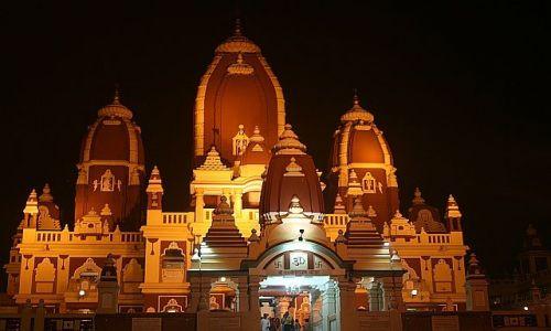 INDIE / Delhi / Delhi / Birla Mandir