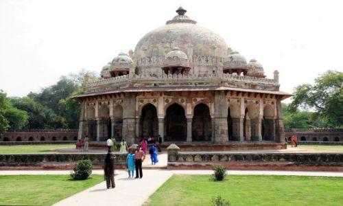 Zdjecie INDIE / brak / Delhi - Mauzoleum Sulejmana / To trzeba zobaczyć ...