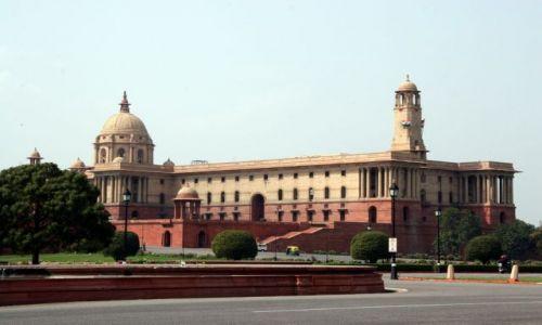 Zdjecie INDIE / brak / Delhi - Pałac prezydencki / To trzeba zobaczyć ...