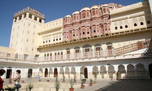 Zdjecie INDIE / brak / Jajpur - Pałac wiatrów / To trzeba zobaczyć ...