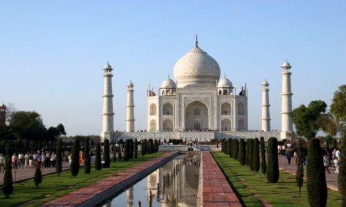 Zdjecie INDIE / brak / Agra - Taj Mahal / To trzeba zobaczyć ...