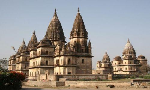 Zdjecie INDIE / brak / Orcza - niszczejące świątynie / To trzeba zobaczyć ...