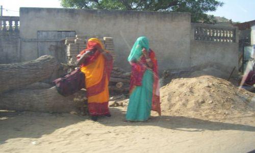 INDIE / Rajastan / droga do Mandawy / Po drodze do Mandawy