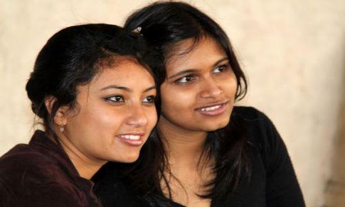 Zdjecie INDIE / Uttar Pradesh / AGRA / Pięknotki