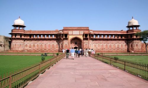 Zdjecie INDIE / brak / Agra  / To trzeba zobac