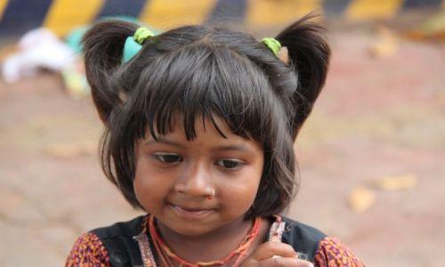 Zdjęcie INDIE / Maharasztra / Mumbai / śliczna