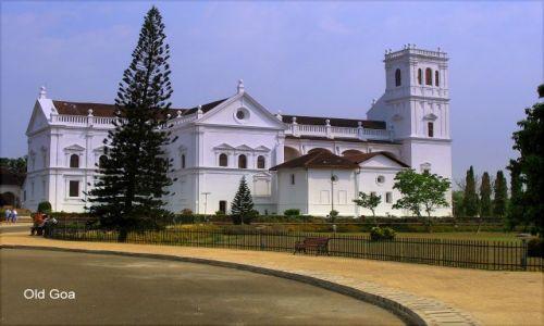 Zdjecie INDIE / - / Old Goa / Old Goa