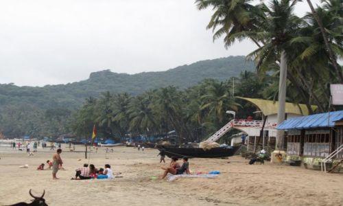 INDIE / Goa / Palolem / Palolem Beach ;)